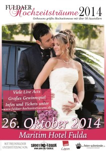 Fuldaer Hochzeitsmesse